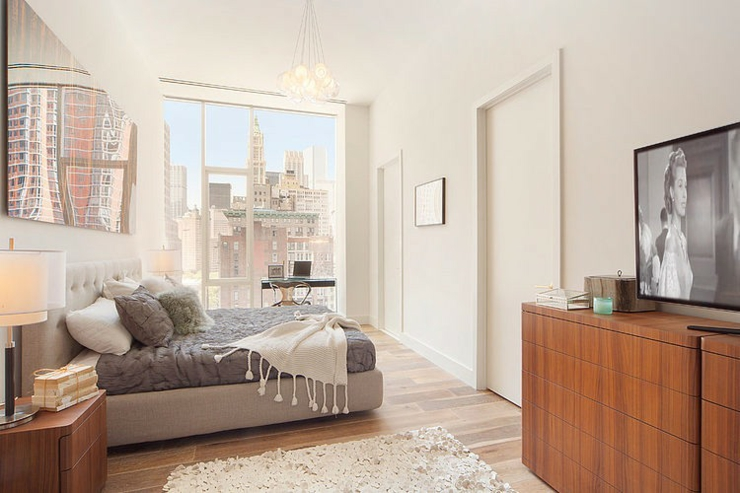 Chambre Loft New Yorkais : Chambre Style Loft New Yorkais images