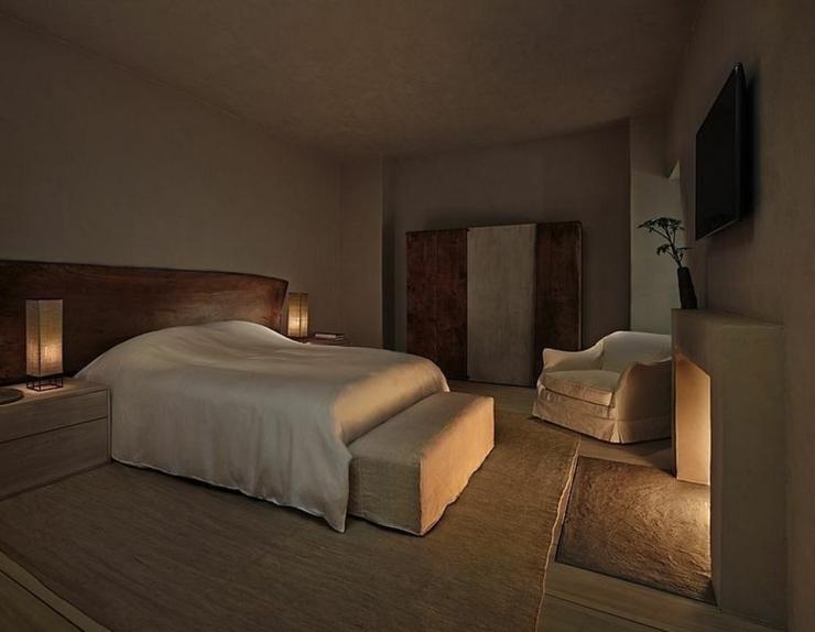 Appartement de ville au design cr atif new york vivons for Interieur nuit