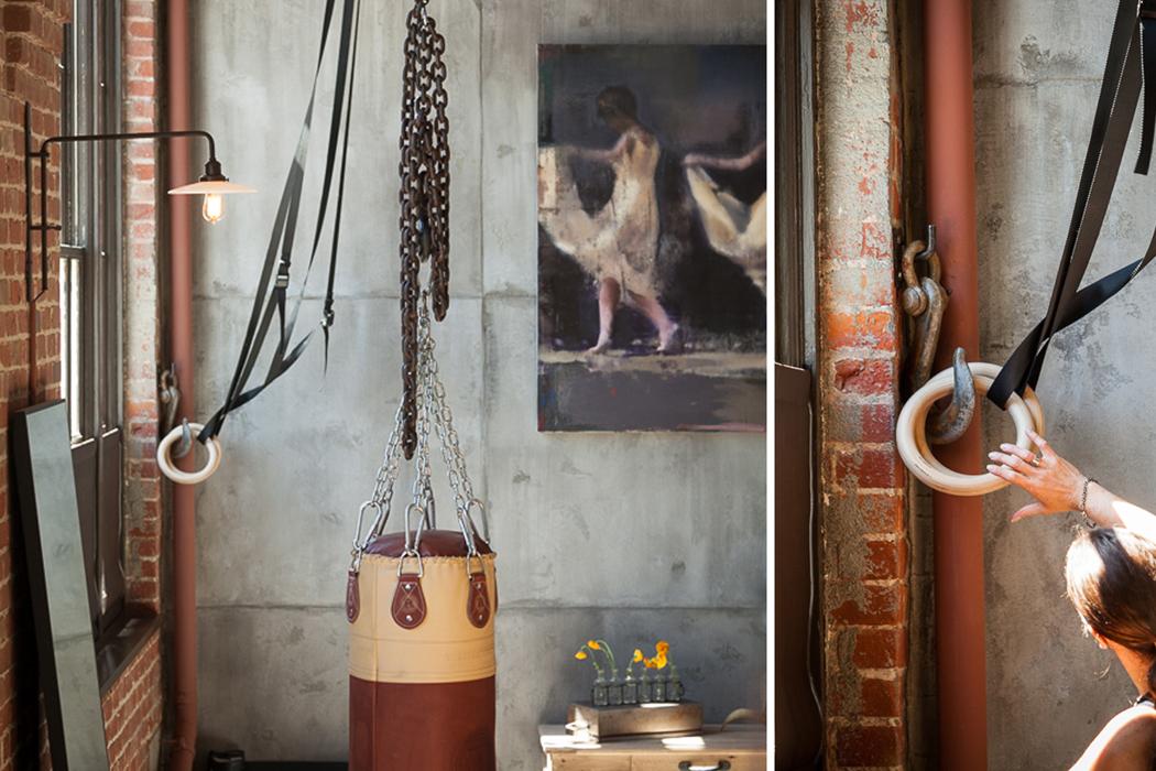 Loft industriel situ san francisco au design brut et masculin vivons maison - Construction d un loft ...