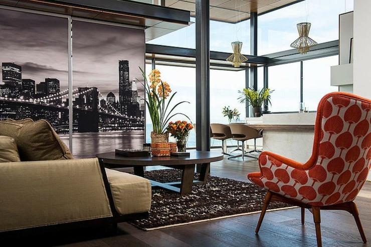 Appartement de ville avec vue sur l oc an sydney for Appartement de ville