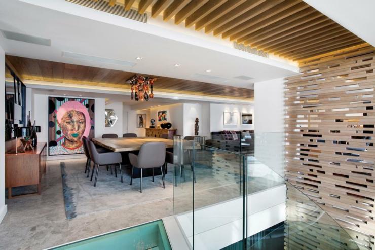 Luxueux appartement avec vue imprenable clifton vivons - Appartement de vacances styleshous design ...