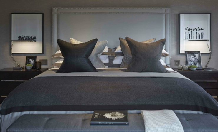 R sidence de haut standing en suisse vivons maison for Deco tendance chambre a coucher