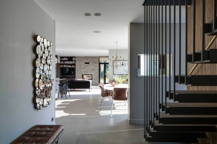 Maison decoration interieur moderne villas for Belle deco interieur
