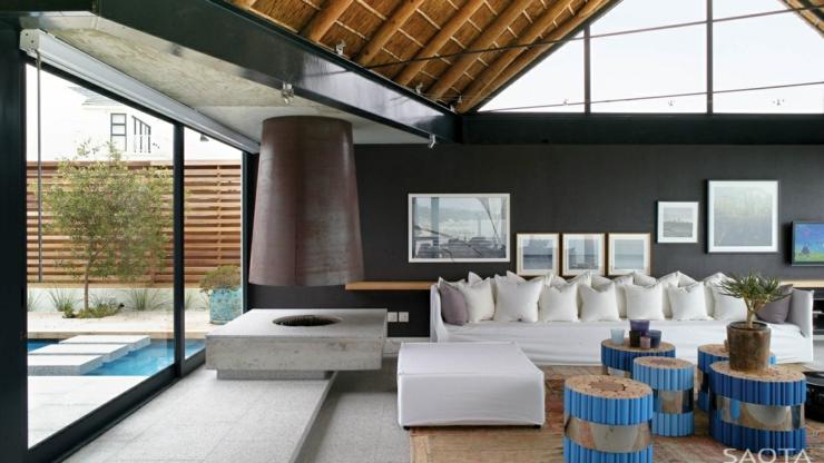 Maison secondaire sur la plage en afrique du sud vivons - Deco maison de plage ...