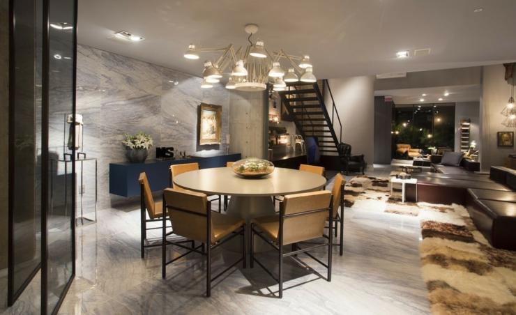 Loft au design éclectique en guise de villa de vacance