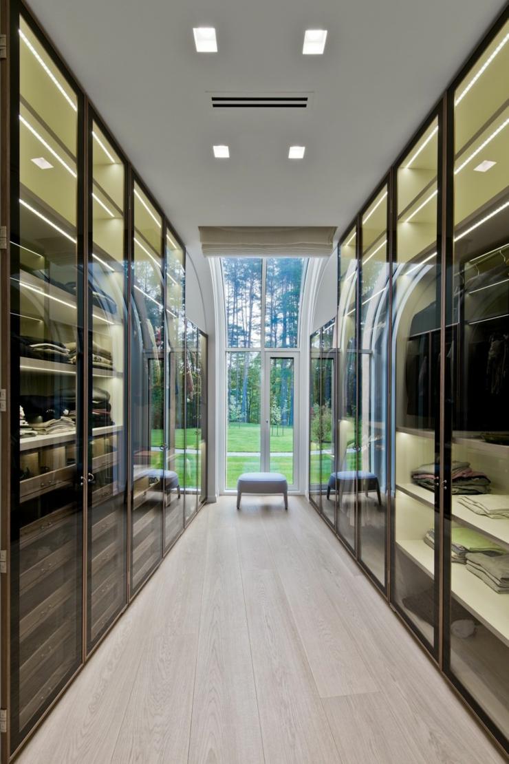 Maison plain pied l architecture contemporaine vilnius - La demeure moderne gb house par mmeb architects ...