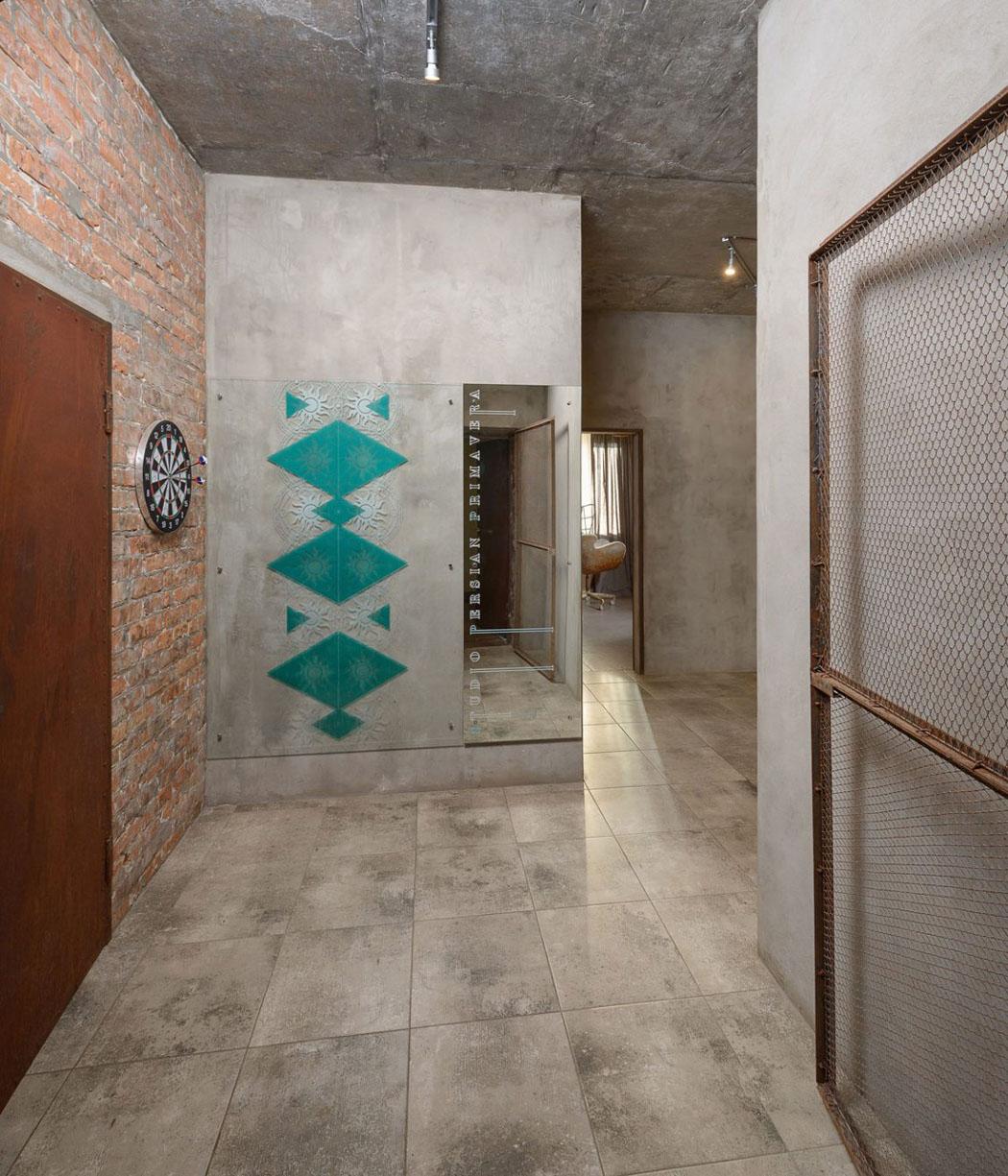 Appartement atypique kiev au design int rieur clectique for Design interieur appartement