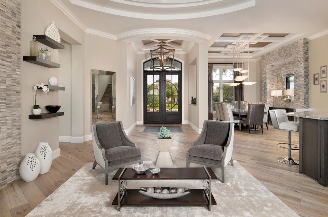 luxueuse villa de r ve pour des vacances de tout confort On entree de villa decoration