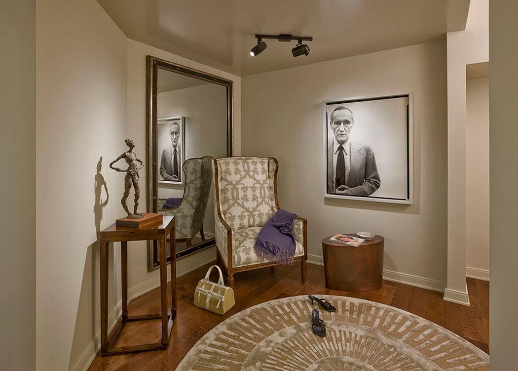 Bel appartement de luxe avec vue imprenable sur le paysage - Interieur eclectique appartement sobrado studio ...