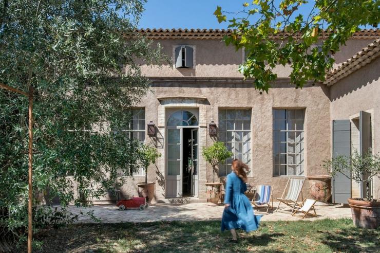 Magnifique maison de campagne dans le midi vivons maison for Piani di casa in stile piantagione del sud