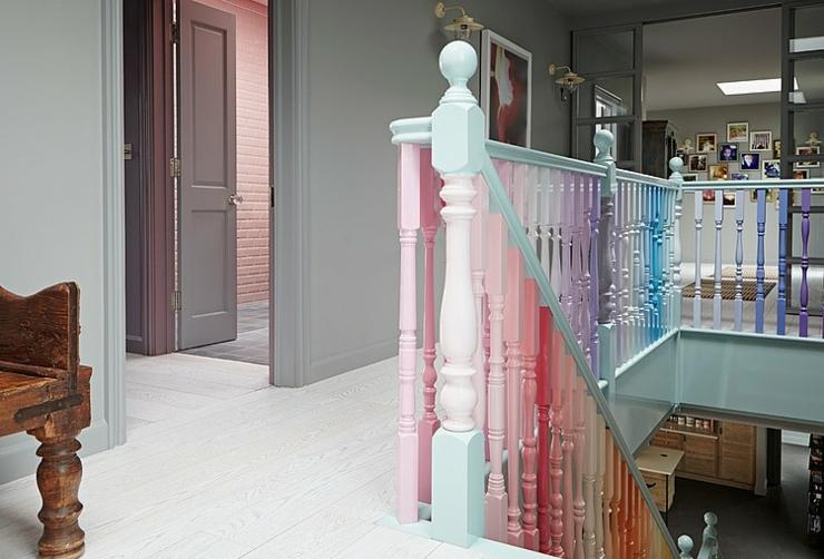 D co de maison dans l esprit joyeux et color vivons maison - Magnifique maison renovee eclectique coloree sydney ...
