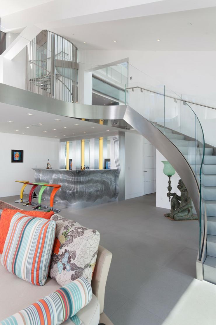 Escalier Interieur Maison Moderne 100+ [ escalier interieur moderne ] | escalier demi tournant