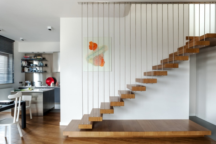 Awesome escalier interieur contemporain contemporary lalawgroup us