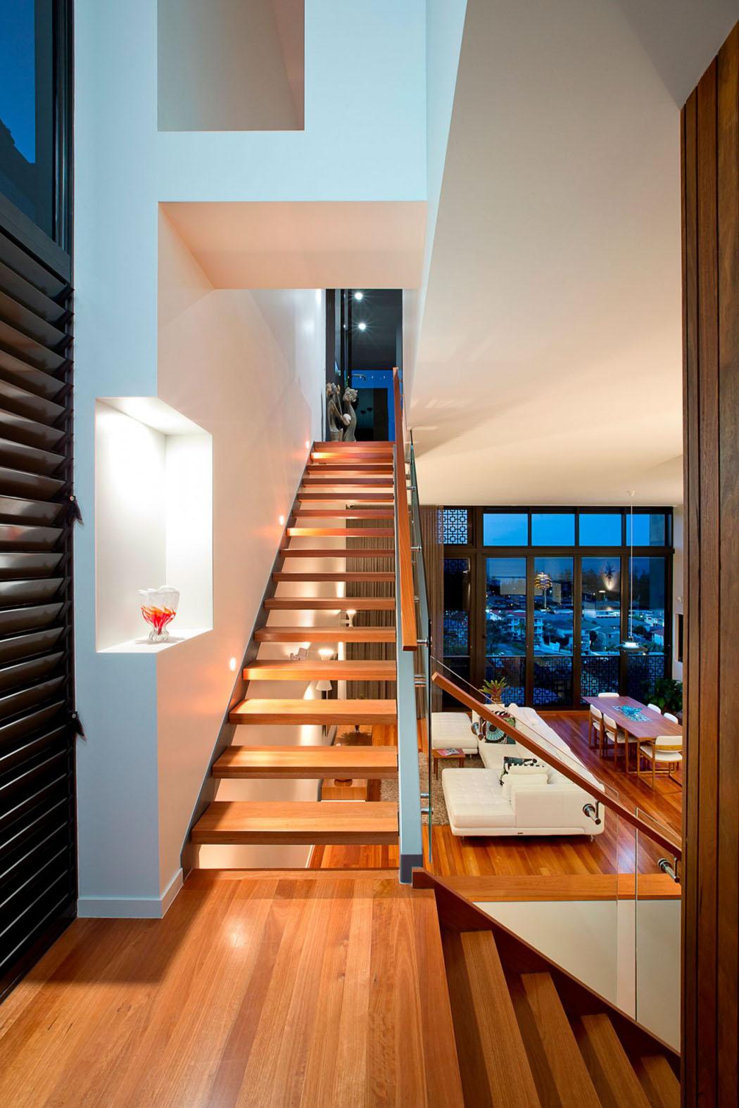 Jolie maison r nov e avec belle vue sur la ville - La demeure moderne gb house par mmeb architects ...