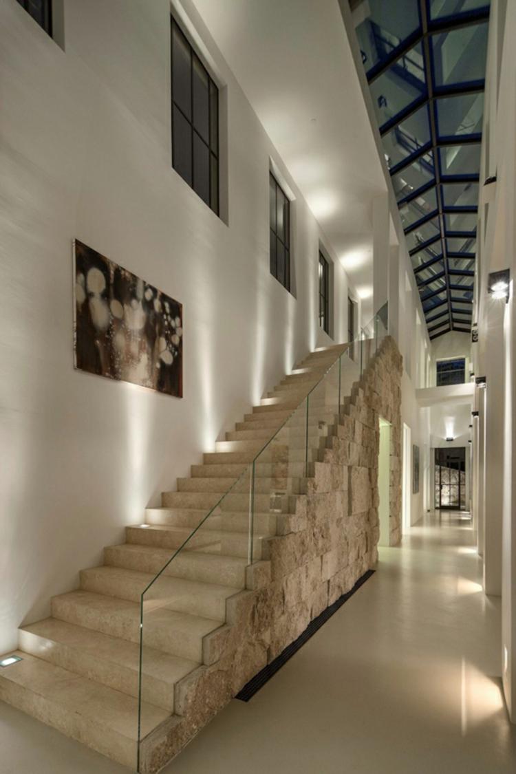 Somptueuse maison de luxe bel air californie vivons for Interieur maison de luxe