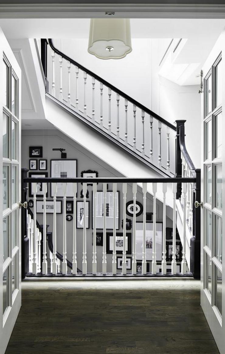 Maison de ville au design int rieur familial vivons maison for Maison et interieur