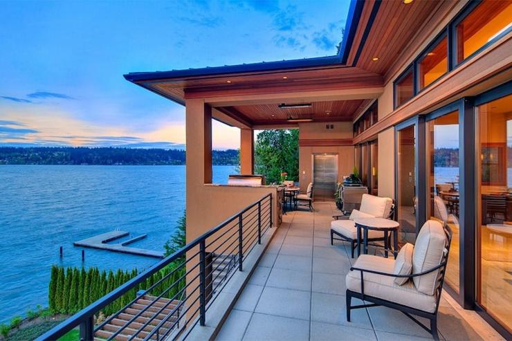 Magnifique Maison De Charme Situee Au Bord D Un Lac Pres De Seattle Vivons Maison
