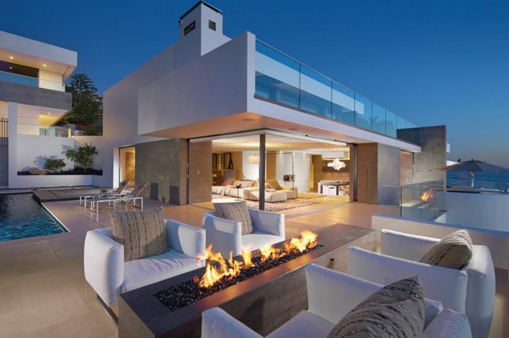 Tr s belle maison avec vue sublime en californie vivons maison - Belle maison moderne ...