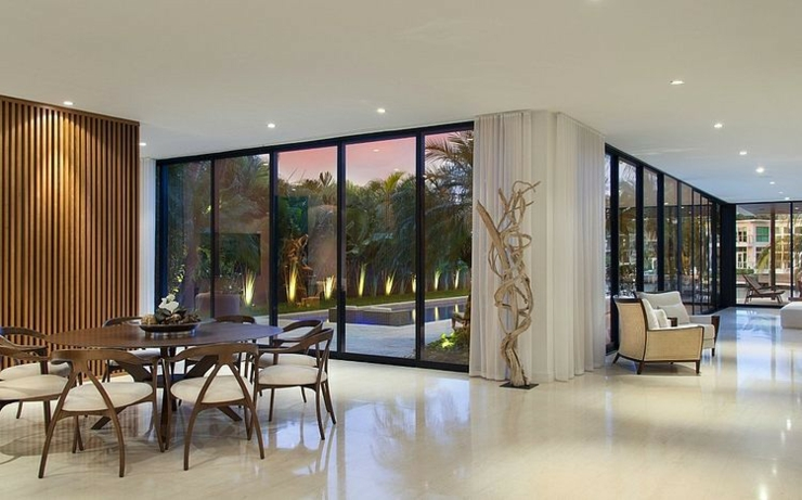 Maison de luxe à Miami Beach – Floride | Vivons maison
