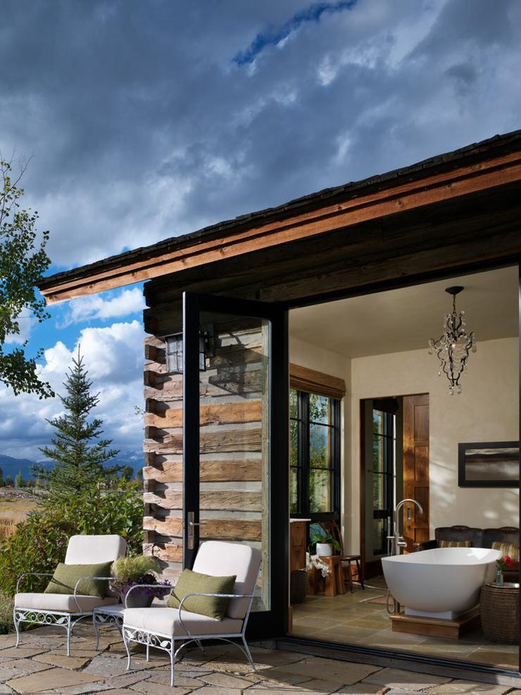 demeure de charme au c ur de la nature am ricaine vivons maison. Black Bedroom Furniture Sets. Home Design Ideas