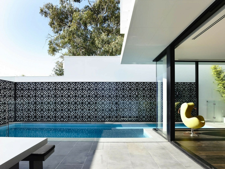 prestations de luxe piscine outdoor