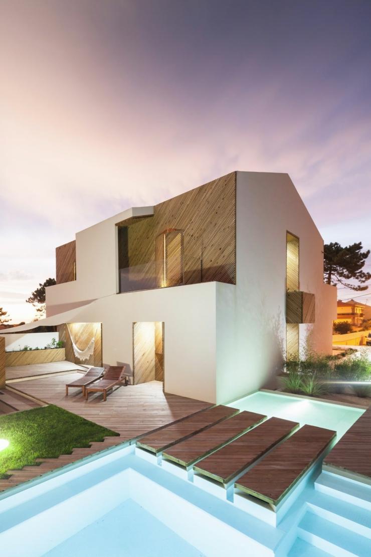 Belle Maison D Architecte Au Portugal Vivons Maison