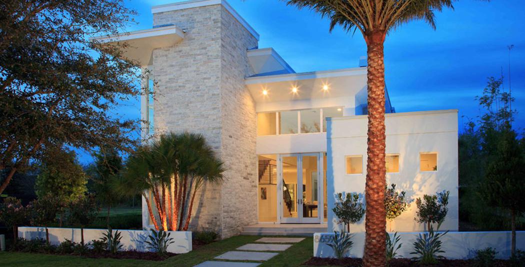 Belle maison d\'architecte près d\'un lac à Orlando – Floride ...