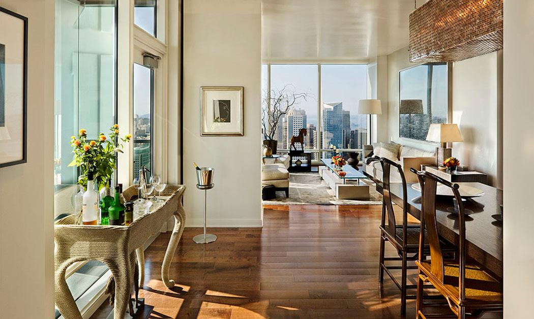 Bel appartement de luxe avec vue imprenable sur le paysage citadin de san francisco vivons maison - Bel appartement citadin kniazev ...