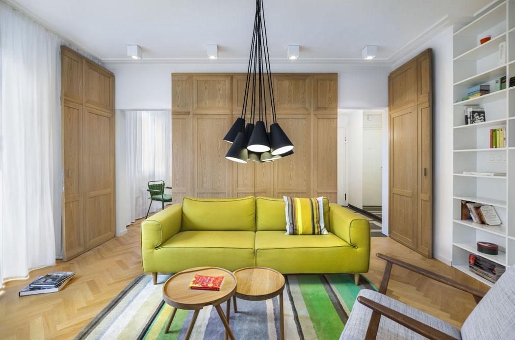 appartement de ville en bulgarie au design int rieur frais et clectique vivons maison. Black Bedroom Furniture Sets. Home Design Ideas