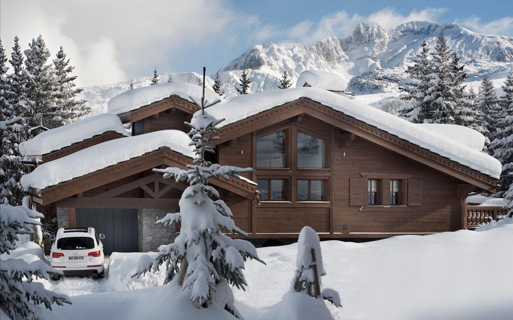 chalet le ski le coquelicot un endroit luxueux garantissant des vacances sympa dans les. Black Bedroom Furniture Sets. Home Design Ideas