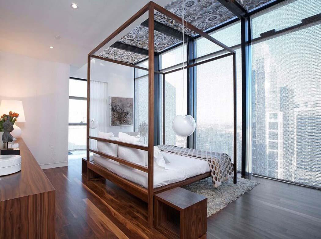 Mezzanine House Design Facade