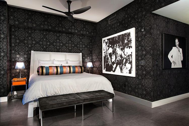 Appartement De Centre Ville La D Coration Clectique En Floride Vivons Maison