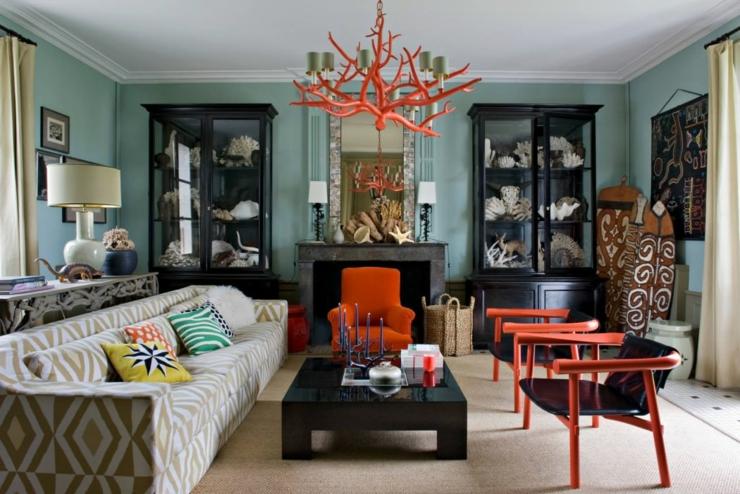 maison de campagne en france la d coration clectique vivons maison. Black Bedroom Furniture Sets. Home Design Ideas