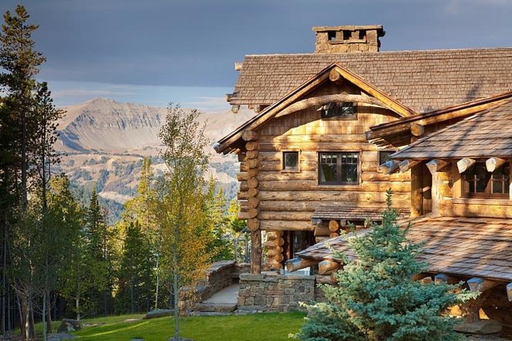 Belle maison de charme construite en bois vivons maison for Asilo masi maison de charme