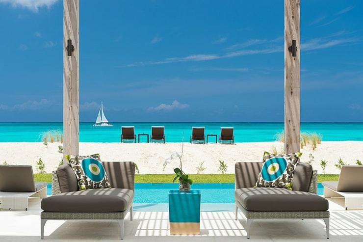 L exotisme dans toute sa splendeur avec cette maison de - Maison de vacances iles turques worth ...