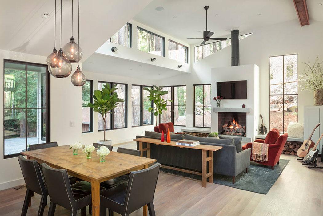 Jolie maison familiale totalement r nov e dans les - Maison de campagne familiale darryl design ...