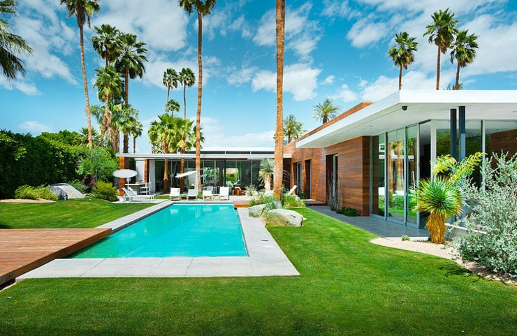 Luxueuse maison de plain-pied à Indian Wells en Californie Vivons ...