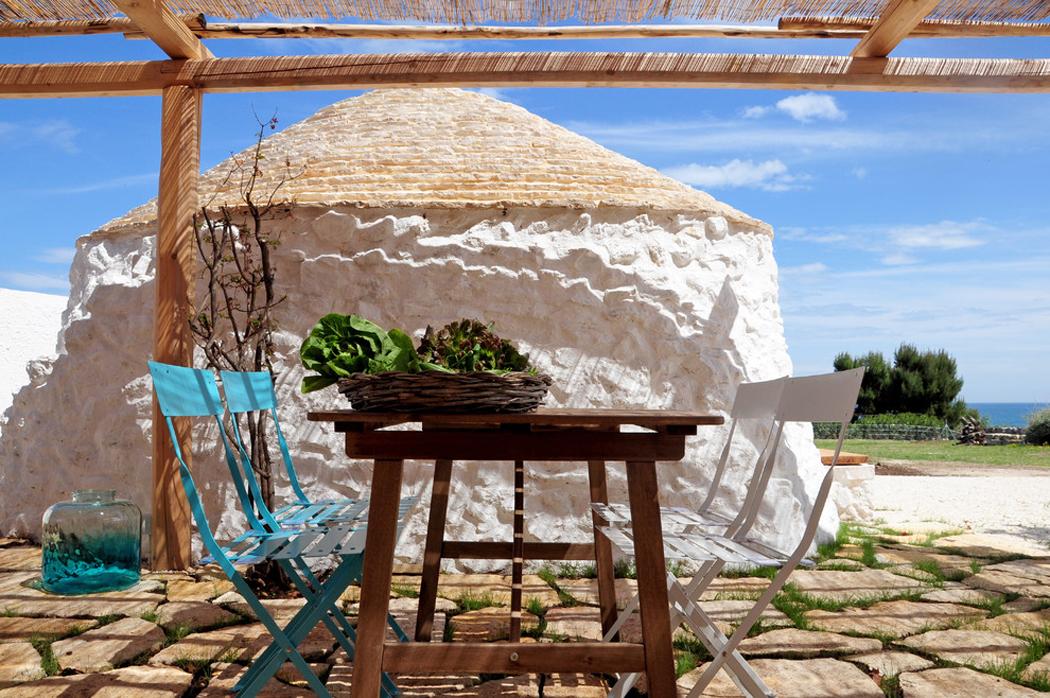Jolie petite maison de vacances louer dans le sud de l for Case realizzate da architetti