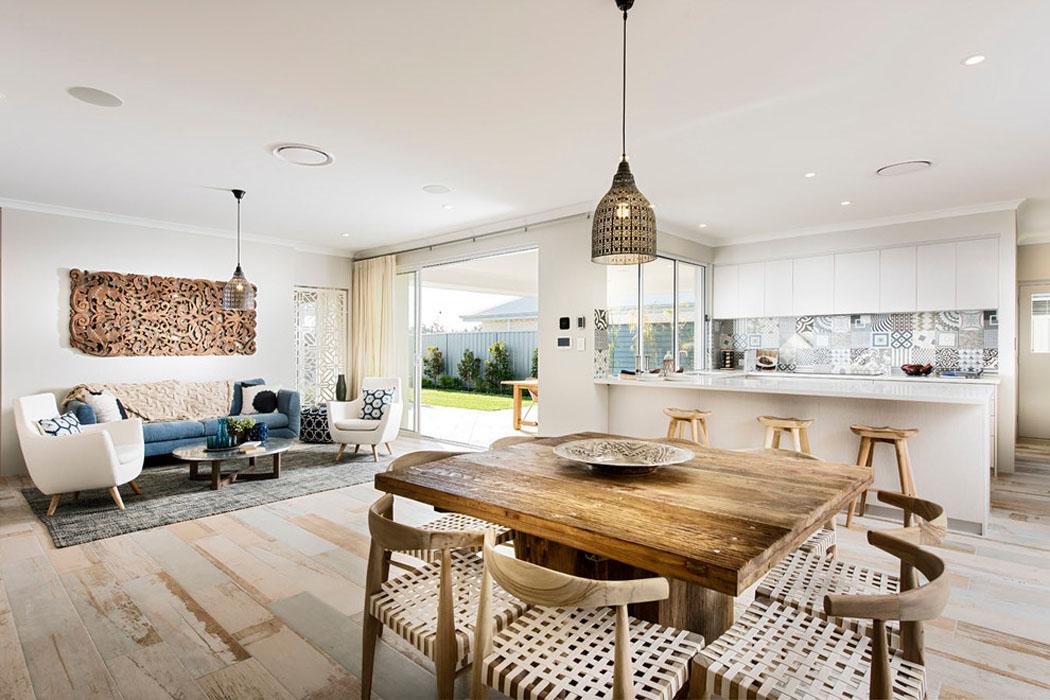 design int rieur agr able et moderne pour cette jolie maison de vacances en australie vivons. Black Bedroom Furniture Sets. Home Design Ideas