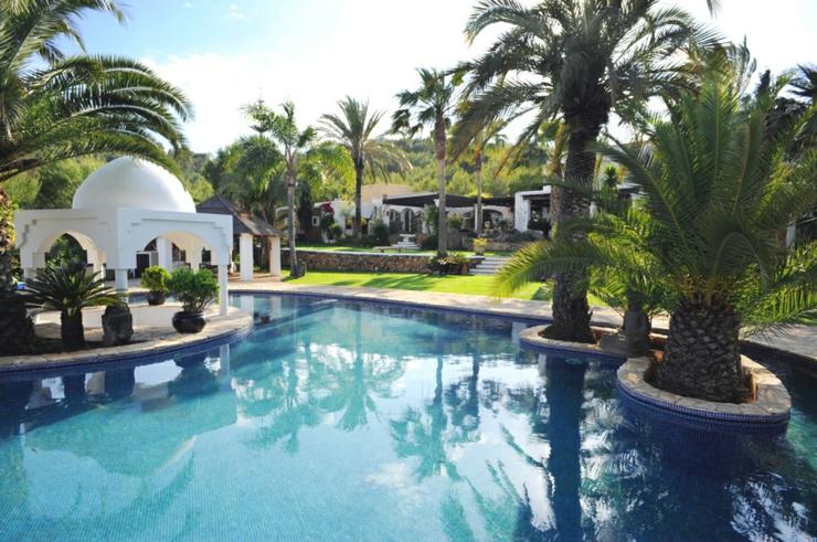 Propri t de luxe pour des vacances exotiques ibiza - Vacances a la montagne villa rustique aspen ...