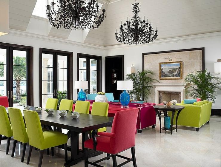 Le chic design d une r sidence de haut standing en floride vivons maison - Residence haut standing vero beach ...