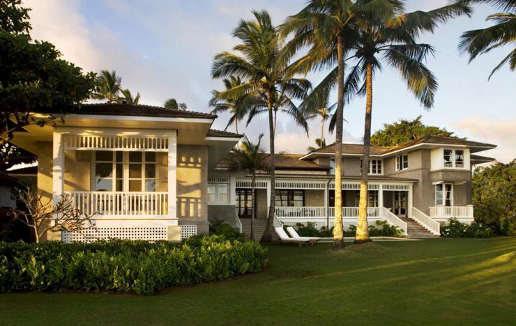 Rustique et exotique r sidence de vacances hawa - Residence de vacances hawai sutton suzuki architecte ...