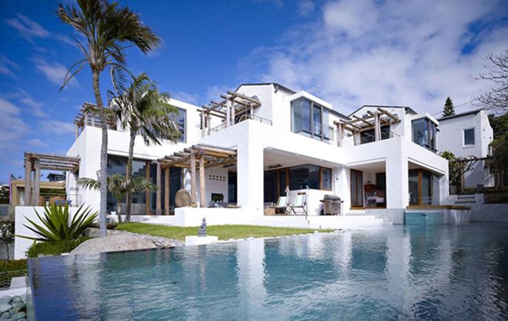 Villa De Luxe à Coogee Sur La Côte Australienne