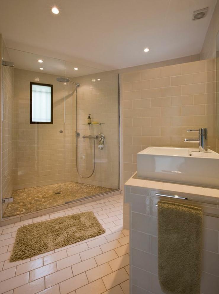 Maison de charme rasteau se paie une r novation presque compl te vivons m - Grande douche italienne ...