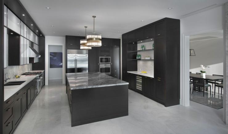 Prestigieuse maison de vacances en floride vivons maison for Grande cuisine design