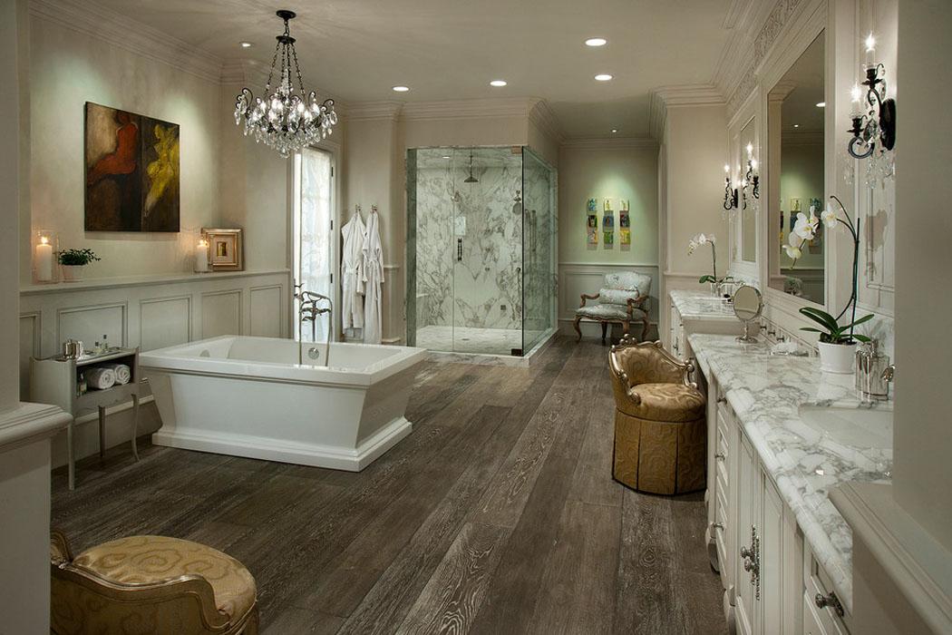 Belle maison de grand standing au magnifique jardin for Salle de bain italienne de luxe