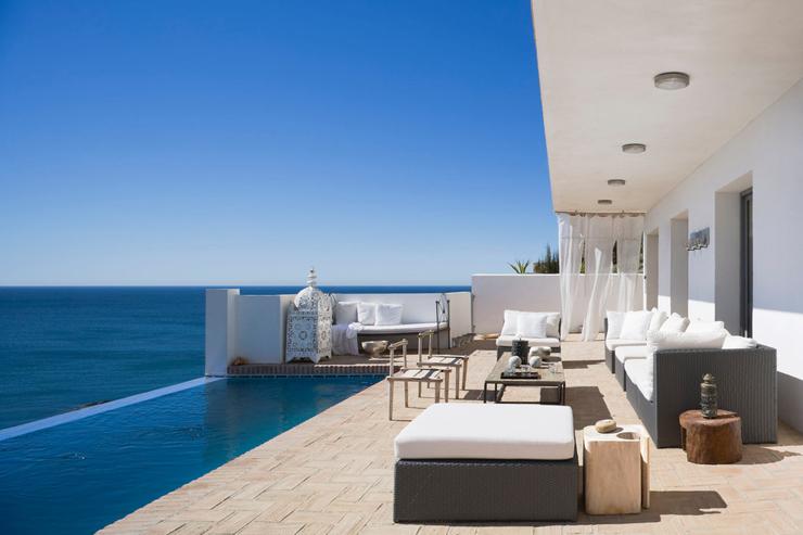 Magnifique villa de vacances en andalousie avec vue - Villa de luxe vacances miami j design ...