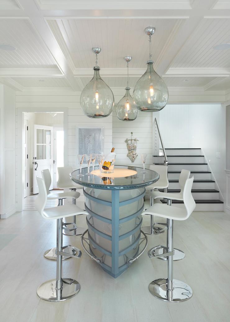 Magnifique maison de vacances avec vue sur la mer pr s de for Bar dans une maison