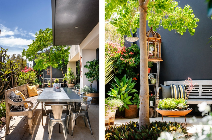 Idee deco terrasse appartement maison design - Idee deco terras appartement ...