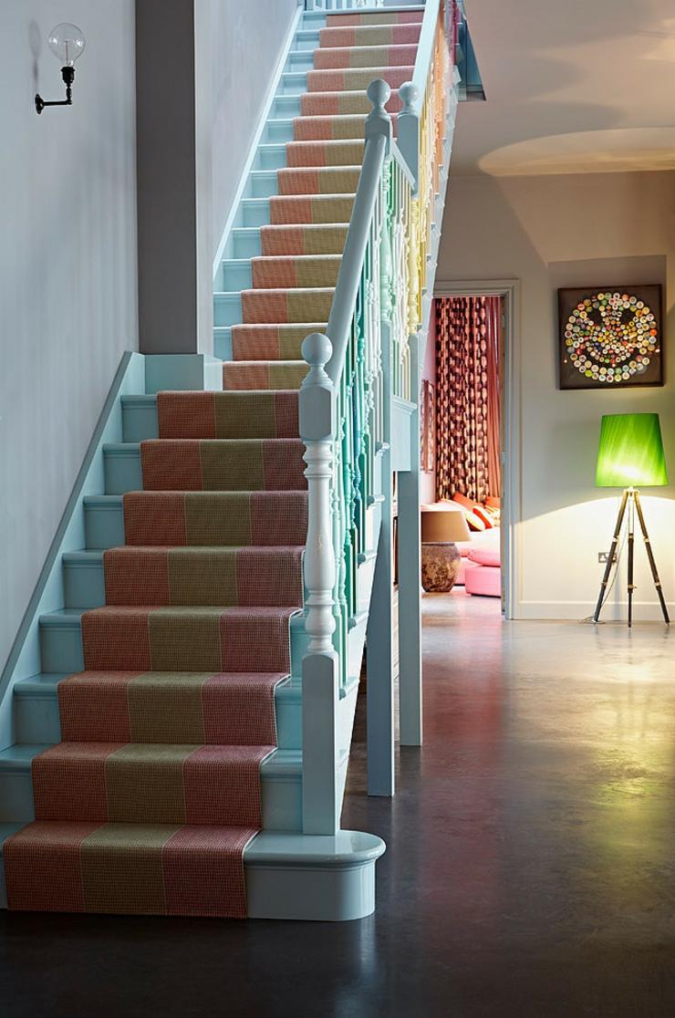 D co de maison dans l esprit joyeux et color vivons maison - Interieur eclectique grove design ...